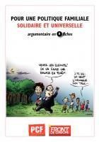 Pour une politique familiale solidaire et universelle