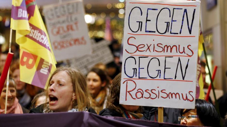 Cologne : Contre les violences faites aux femmes, contre le sexisme, contre le racisme !